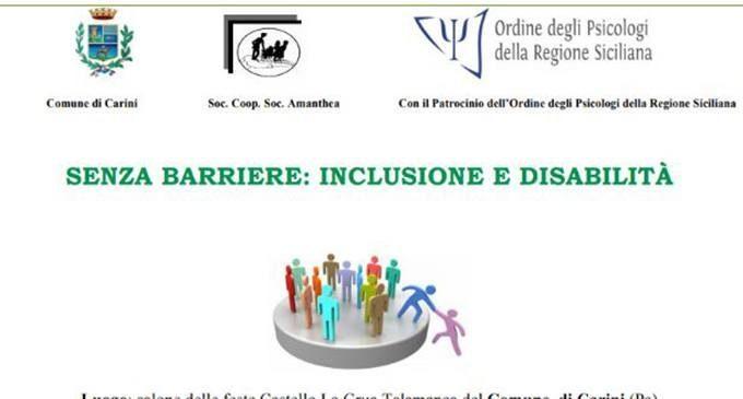 Inclusione e disabilità.  L'importanza del lavoro di rete – Report del convegno di Carini