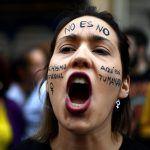 Stupro di Gruppo in Spagna - Freezing -