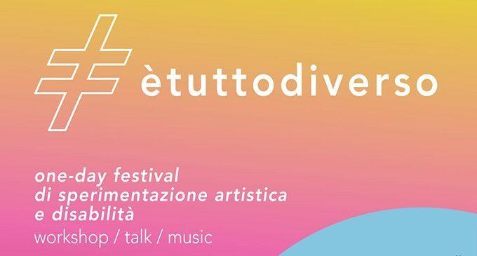 Arte e disabilità a confronto: al via la seconda edizione di ETD #ètuttodiverso.