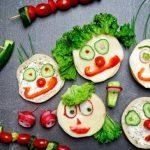Educazione alimentare: l'uso dei cinque sensi per un'alimentazione sana