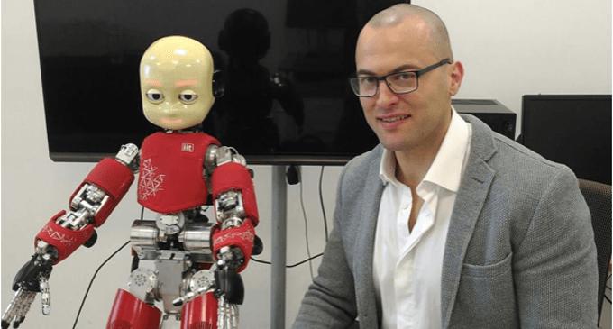 Interazione Uomo-Robot e la Teoria della Mente – VIDEO