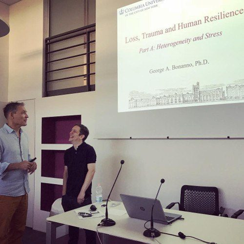 George Bonanno - Lezione Magistrale Resilienza SFU Milano