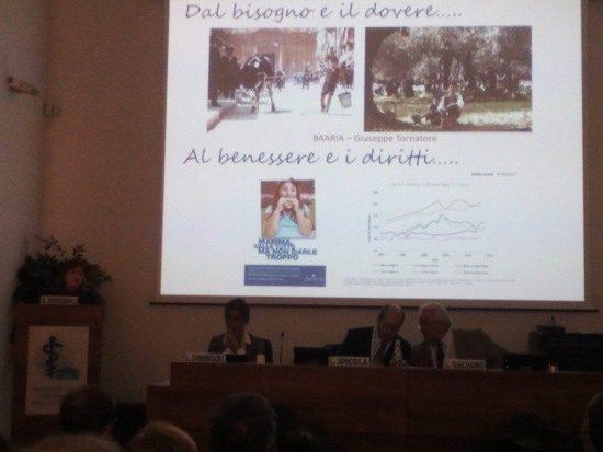 Gli stili di vita nella prevenzione delle malattie croniche - Report dall'evento - IMM 1