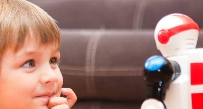 NAO: il robot umanoide a supporto della terapia con bambini affetti da autismo