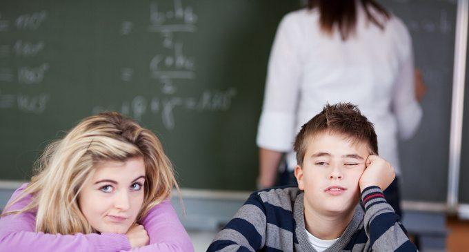La formazione degli insegnanti influisce sul benessere psicologico degli studenti