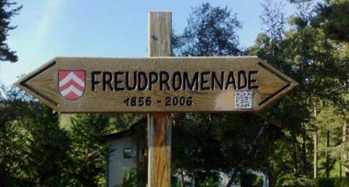 Freud Promenade: passeggiare tra i monti respirando psicoanalisi