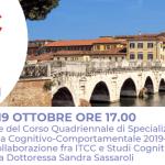 Presentazione della Scuola di Psicoterapia di Rimini - 19 Ottobre 2018