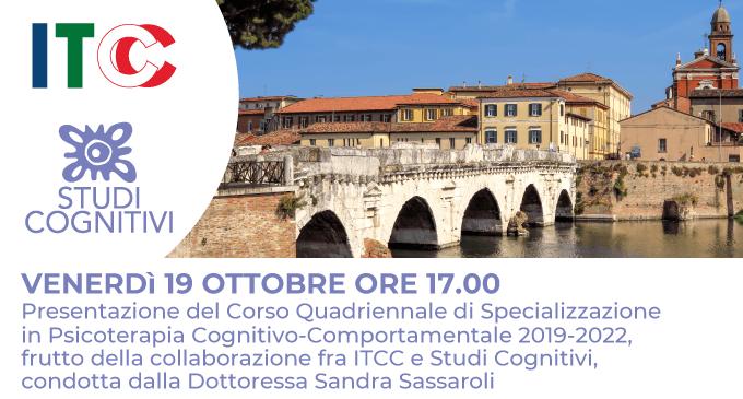 Scuola di Psicoterapia di Rimini - Presentazione nuovo corso quadriennale