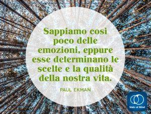 Paul Ekman - Sappiamo così poco delle emozioni..