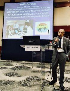 Tullio Scrimali - EABCT 2018