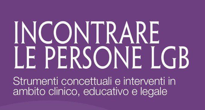 Incontrare le persone LGB (2018): recensione ed intervista alle autrici del libro sulla consulenza clinica per persone lesbiche, gay, bisessuali