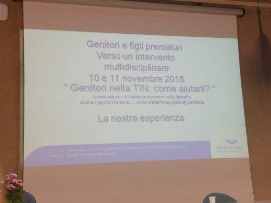 Genitori e figli prematuri. Verso un intervento multidisciplinare - Report - Imm.3