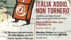 Italia addio, non tornerò (2018) – Report dalla presentazione del docufilm presentato a Lucca lo scorso 26 ottobre