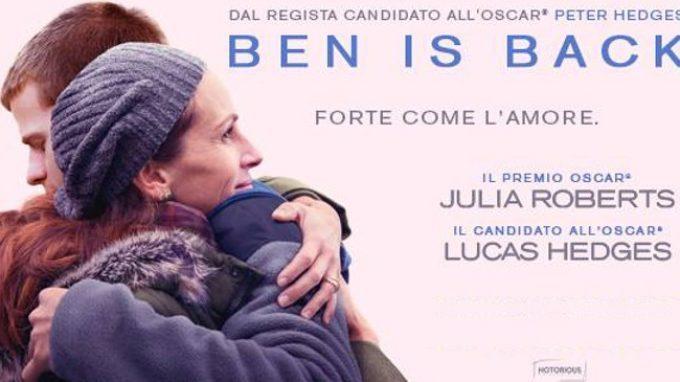 Ben is back (2018): il doloroso intreccio tra tossicodipendenza, amore e paura – Recensione del film