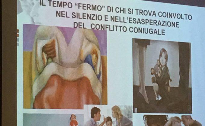 Tra moglie e marito non mettere il dito - Immagini dalla conferenza di Pordenone