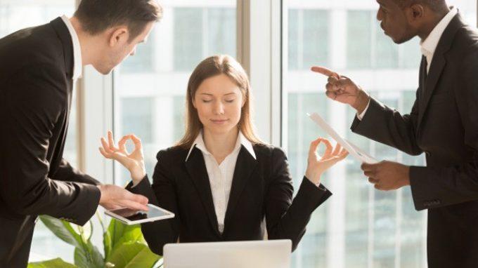 I rischi del far carriera: manager e benessere