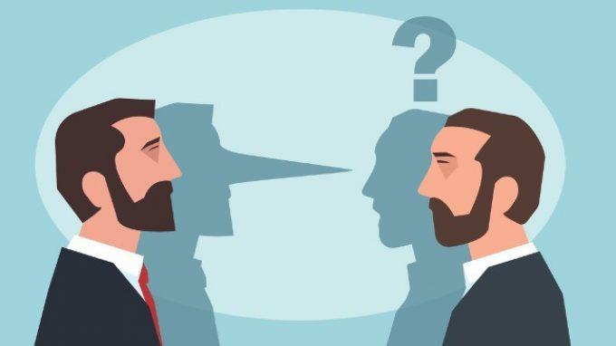 Le bugie hanno le gambe corte? Gli effetti del contatto visivo sul nostro interlocutore