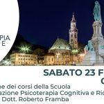 Psicoterapia Cognitiva e Ricerca Bolzano: presentazione della Scuola di Psicoterapia - 23 Febbraio 2019