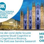 Studi Cognitivi Milano: presentazione della Scuola di Psicoterapia - Milano, 20 Febbraio 2019
