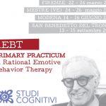 REBT Primary Practicum 2019 – Diventare Terapeuti REBT certificati FEAT