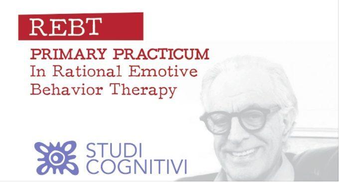 REBT Primary Practicum 2019 – Diventare Terapeuti REBT certificati