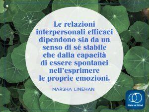 Marsha Linehan - Le relazioni interpersonali efficaci