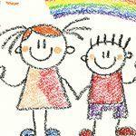 Disegni dei bambini come variano in relazione all'autorita del destinatario