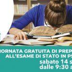 Corso di preparazione all'Esame di Stato per Psicologi - Firenze, 14 Settembre 2019