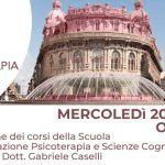 Psicoterapia e Scienze Cognitive Genova: presentazione della Scuola di Psicoterapia – 20 Marzo 2019