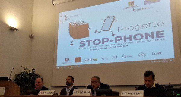 Stop phone: un progetto per promuovere un uso consapevole del cellulare