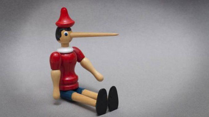La comunicazione menzognera – Introduzione alla Psicologia