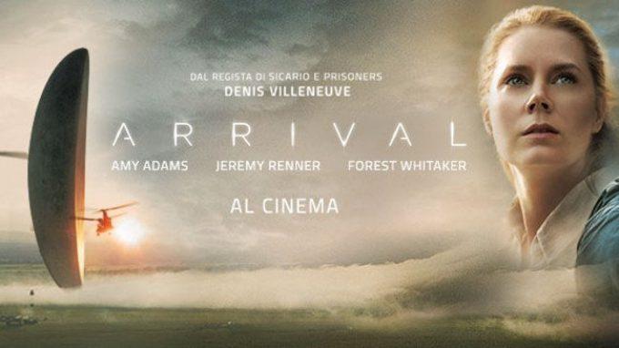 Arrival (2016) di D. Villeneuve: un film alla ricerca di un linguaggio per comunicare – Recensione