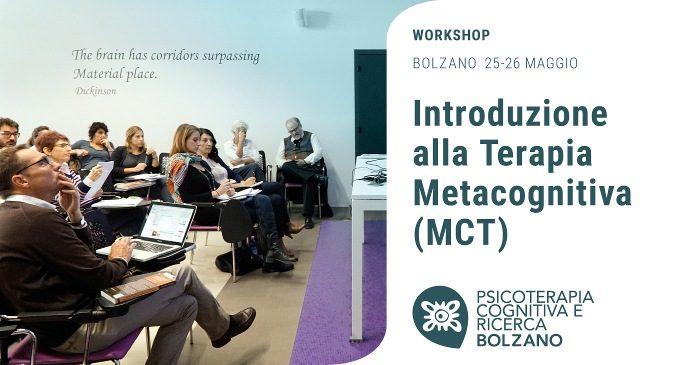 BOLZANO - 250519 - Workshop MCT - SOM