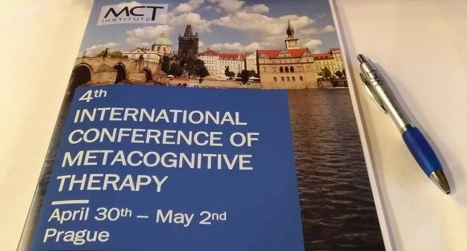 4th International Conference of Metacognitive Therapy – MCT: where are we now? La keynote del prof. Adrian Wells sullo stato dell'arte della Terapia Metacognitiva