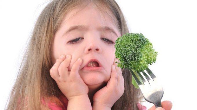 Il Disturbo selettivo dell'alimentazione