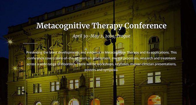 4th International Conference of Metacognitive Therapy – Prima giornata – La sessione Open Papers sulla Terapia Metacognitiva e le problematiche relazionali