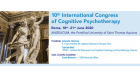 ICCP 2020: 10th International Congress of Cognitive Psychotherapy – Rome, 18th-21st June 2020
