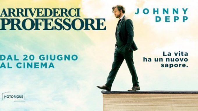 Arrivederci Professore (2019). Johnny Depp nel ruolo del professore controcorrente e ribelle – Recensione del film