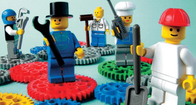 Lego Serious Play: lavorare è un gioco da ragazzi