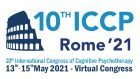 ICCP 2021: 10th International Congress of Cognitive Psychotherapy – VIRTUAL CONGRESS, 13th-15th May 2021