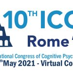 ICCP 2021: 10th International Congress of Cognitive Psychotherapy - VIRTUAL CONGRESS, 13th-15th May 2021