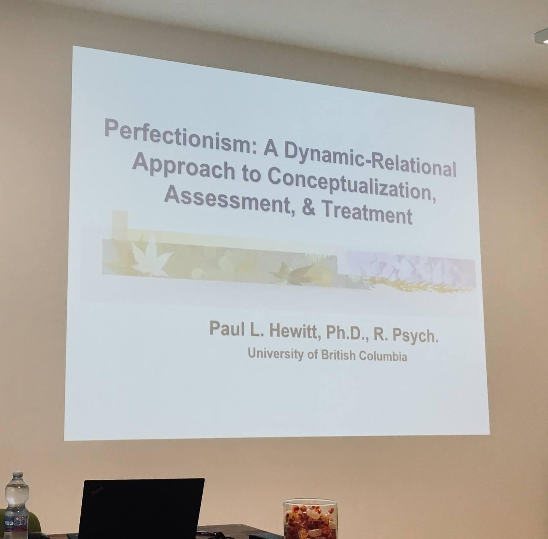 Report dal Workshop di Paul L. Hewitt sul perfezionismo ph 3