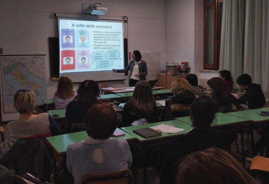 Gestione della classe e abilita relazionali un progetto formativo per docenti 4