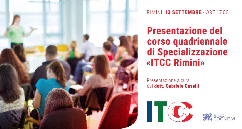 RIMINI - 130919 - Presentazione Corso Quadriennale - SOM