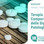 Terapia Cognitivo-Comportamentale delle Dipendenze Patologiche - Firenze, 07 e 08 Settembre 2019