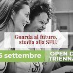 Open Day Psicologia: presentazione del Corso di Laurea Triennale - Sigmund Freud University Milano, 05 Settembre 2019