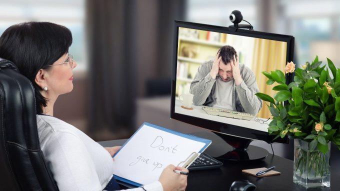 Le terapie online: quello che accade attraverso uno schermo