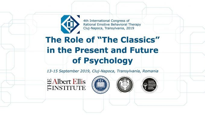 "The Role of ""The Classics"" in the Present and Future of Psychology – Report dal IV Congresso Internazionale della REBT"