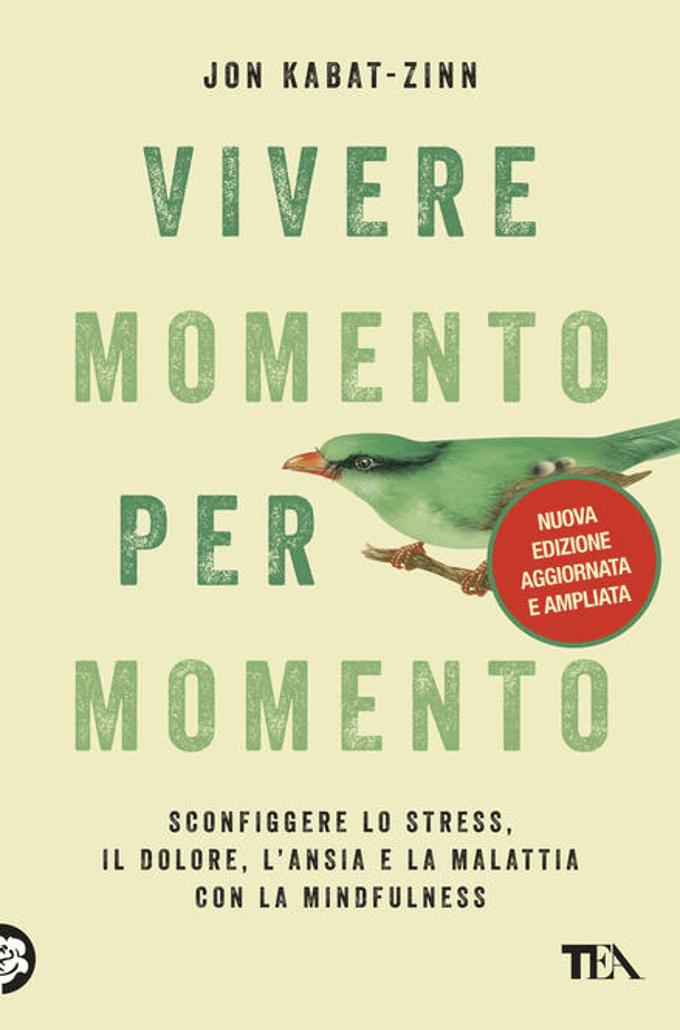 Vivere momento per momento. Sconfiggere lo stress, il dolore, l'ansia e la malattia con la mindfulness – Di John Kabat Zinn, recensione del libro