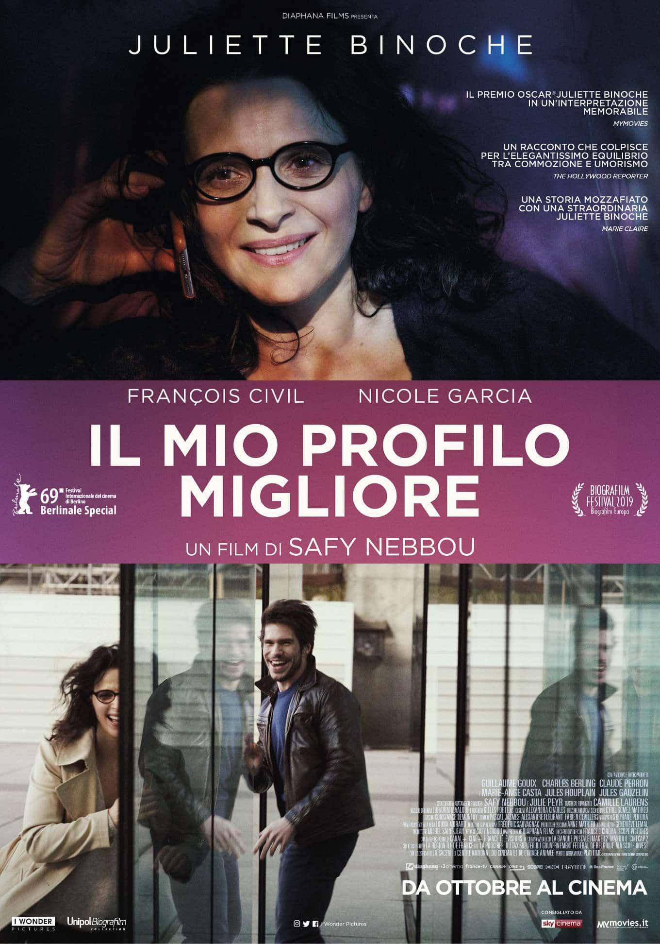 Il mio profilo migliore (2019) la bellezza che sfiorisce, il timore della solitudine e il ricorso a un alter ego social – Recensione del film